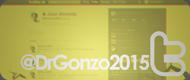 Twitter: @DrGonzo2015