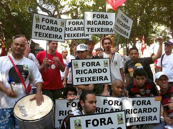 Fora Teixeira