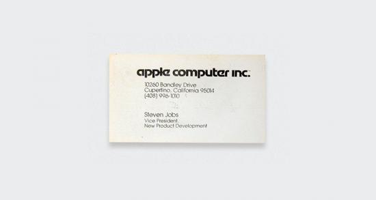 Steve Jobs - Apple CEO