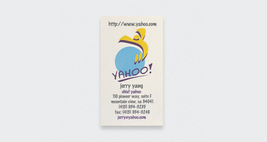 Jerry Yang - Yahoo CEO