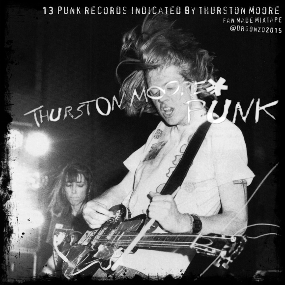 Thurston Moore: Punk