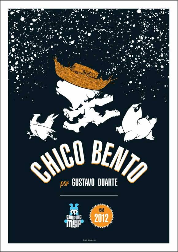 Chico Bento, de Gustavo Duarte