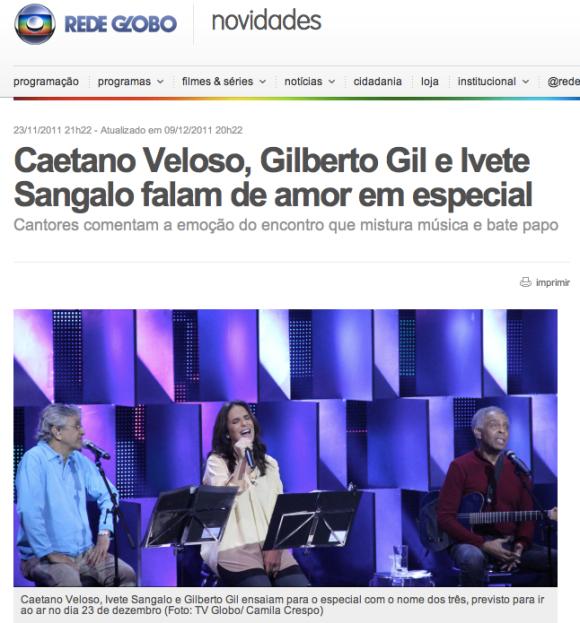 Caetano Ivete Gil