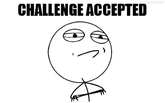 Challenge Accepted - O Desafio Musical de 250 Dias