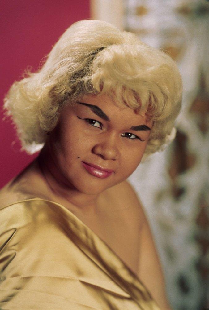 Adeus Etta James... (1938-2012)