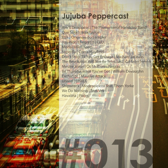 Jujuba Peppercast #013