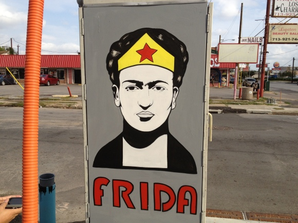 Wonder Frida