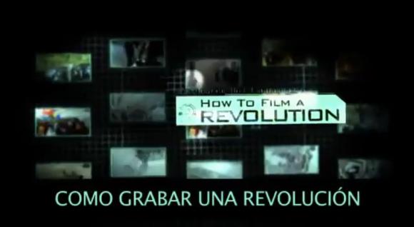 Como grabar una revolución