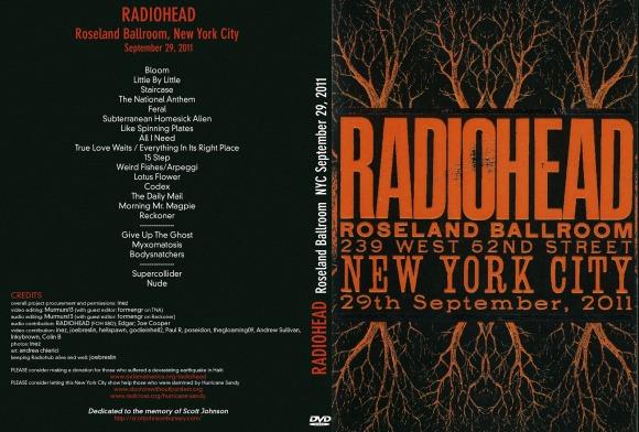 Radiohead Roseland