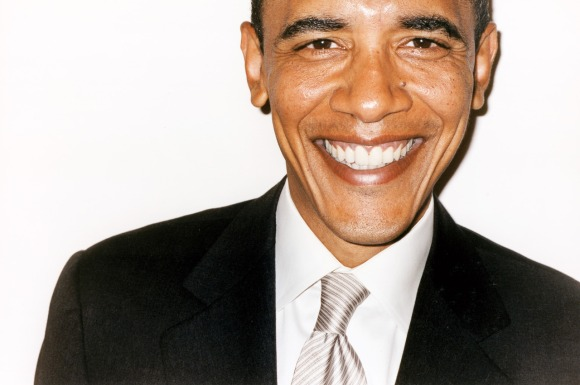Obama by Terry Richardson